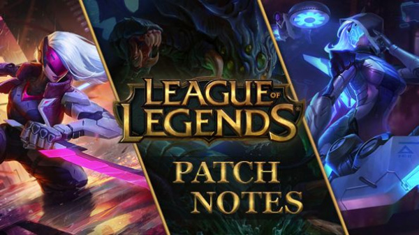 lol patch notes