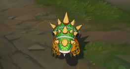 King Rammus League of Legends Rare Skin