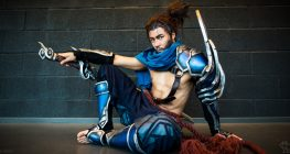 league of legends yasuo cosplay