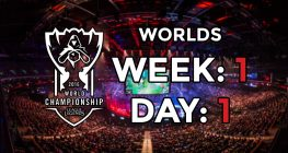 league of legends worlds day 1
