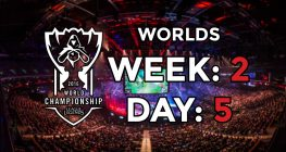 league of legends worlds day 5