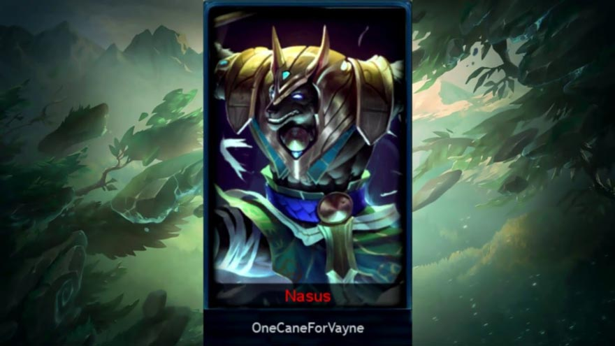 Awesome usernames for league of legends