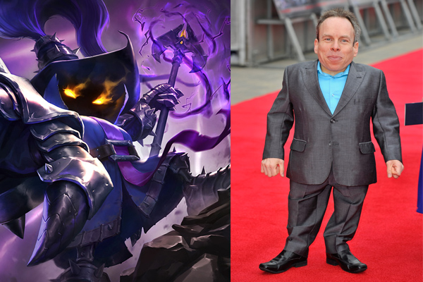 warwick davis as veigar league of legends movie