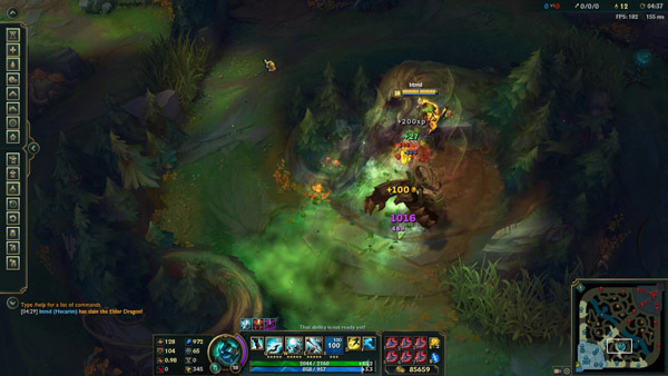 league sandbox mode