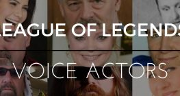 lol voice actors cover header