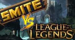 smite vs league of legends