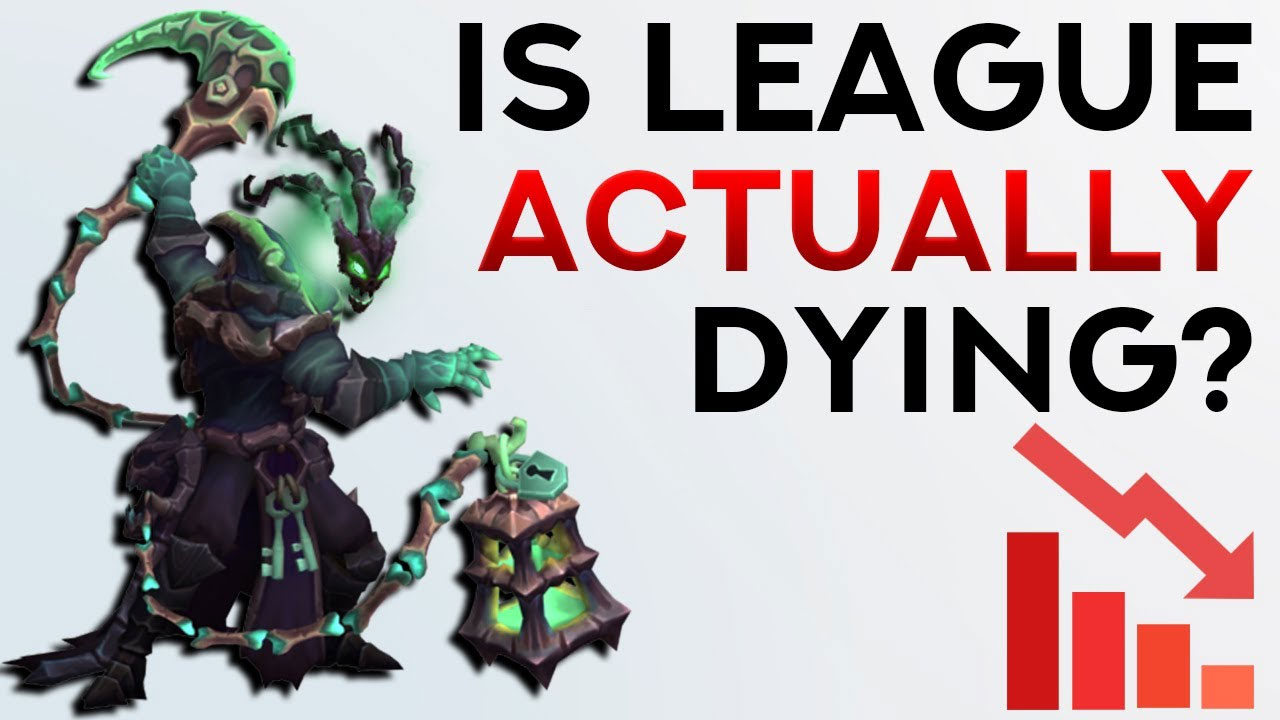 Is League of Legends Dying In 2019? You'd Be Surprised