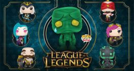 league of legends pop vinyl figures