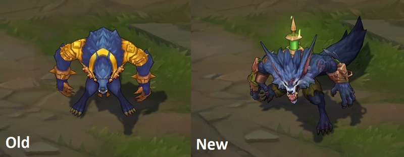 old and new warwick art