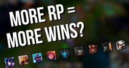 lol more rp = more wins?