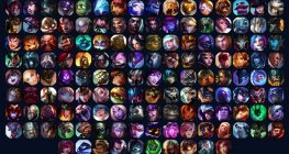 lol champion roster