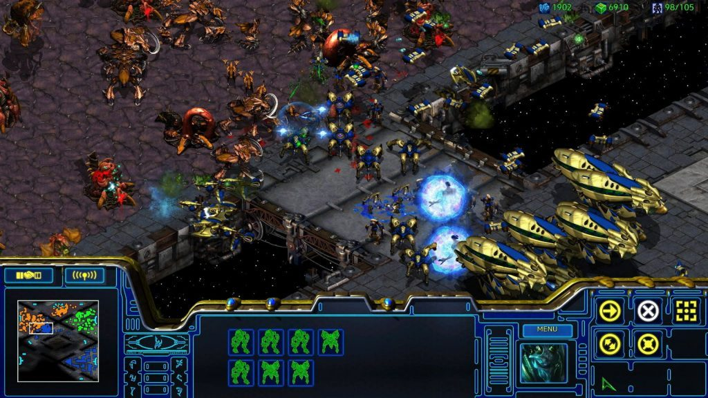 rts game