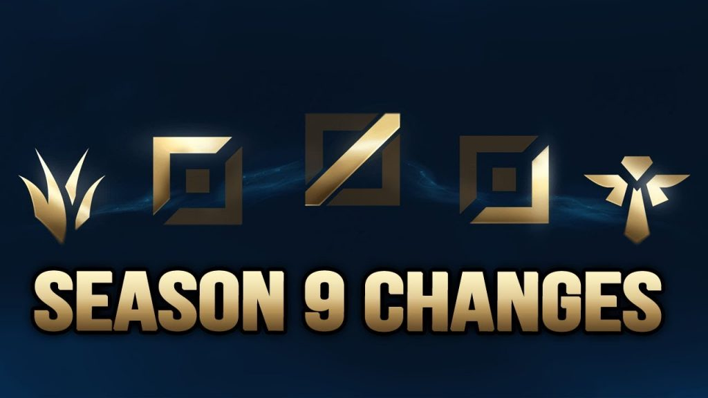 lol season 9 changes