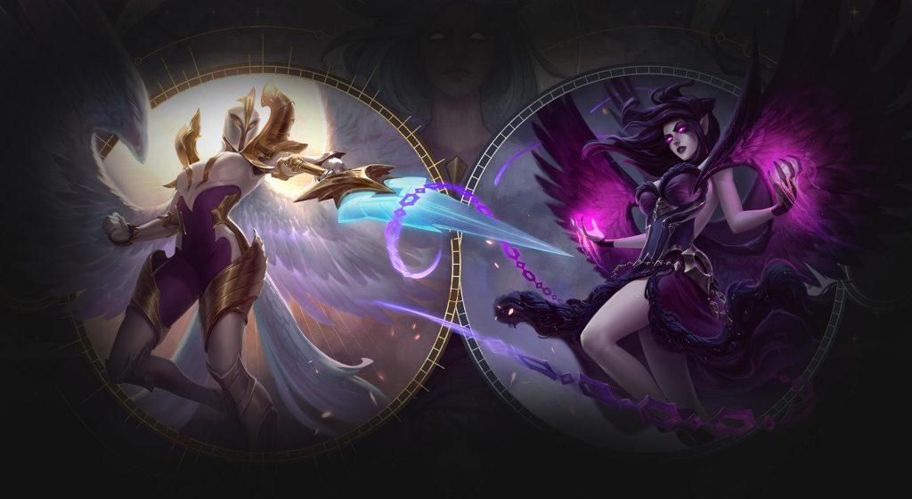 kayle and morgana update